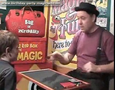 Magic Misdirection Tutorial -- YouTube from Julian's Magic